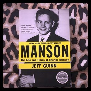 Manson: The life & times of Charles Manson